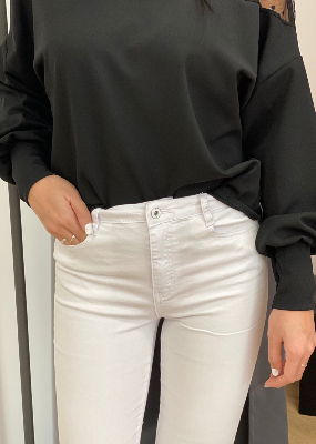 Pantalon Noémie, coupe slim
